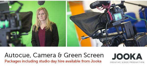Green Screen filming & Studio Space in Bath and Wiltshire We Are Jooka