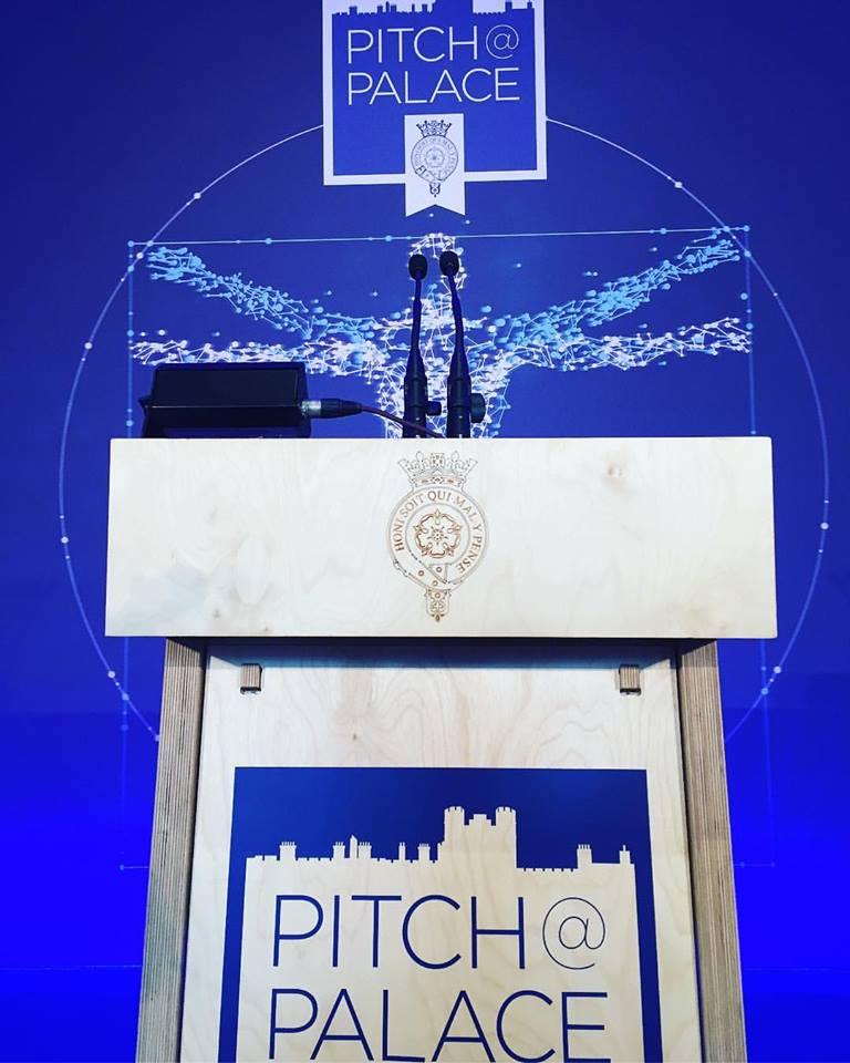 Pitch@Palace We Are Jooka